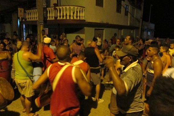Carnival Practice – Baracoa, Cuba