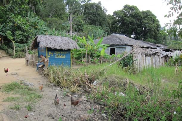 Coastal Fishing Village – Baracoa, Cuba