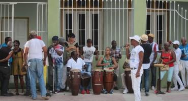 Sabado de Rumba - Havana, Cuba