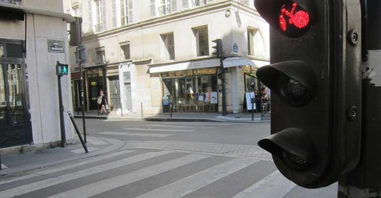 Crosswalk – Paris, France