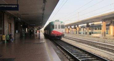 Railway Station – Ferrara, Italy