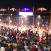 Ceremony at Ganges River – Varanasi, India