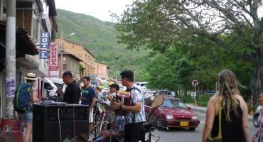 Vallenato Music - San Gil, Colombia