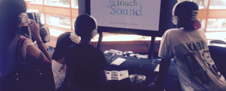The Touch of Sound Returns to the International Children's Festival.