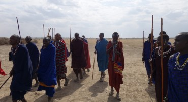 Maasai Welcome Dance – Ngorongoro Conservation Area, Tanzania
