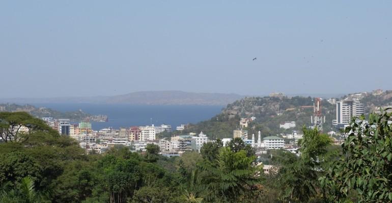 Morning – Mwanza, Tanzania