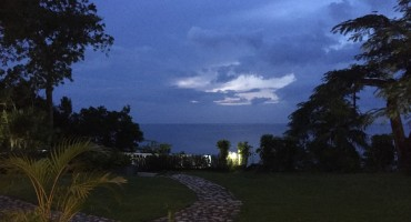 Nighttime - Ochos Rios, Jamaica