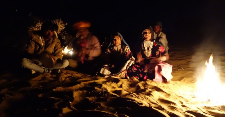 Marwari Music – Thar Desert, India