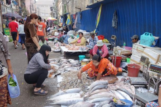41st Street Market – Yangon, Myanmar