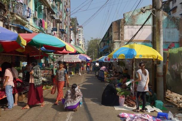41st Street Market – Yangon, Myanmar2