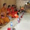 Buddhist Chanting – Chiang Mai, Thailand