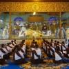 Buddhist Chanting at Shwedagon Pagoda – Yangon, Myanmar