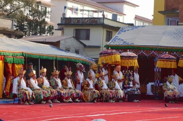 Buddhist Ceremony – Kathmandu, Nepal2