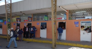 Bus Station – Quito, Ecuador
