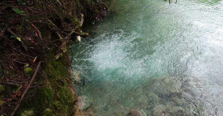 Geothermal Bubbles – Tenorio Volcano National Park, Costa Rica