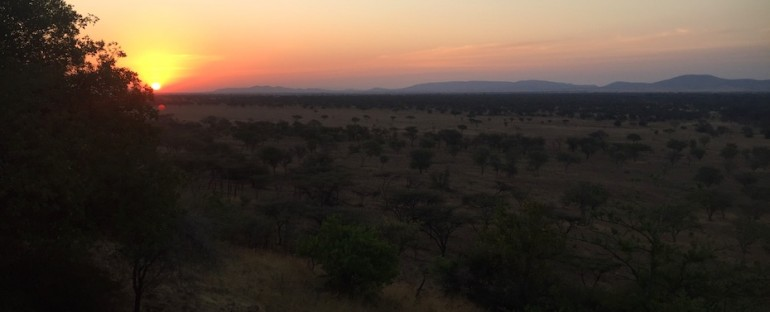 Nighttime – Serengeti National Park, Tanzania