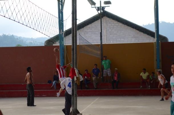 Volleyball Game – Mindo, Ecuador