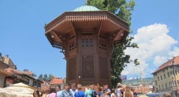 Baščaršija – Sarajevo, Bosnia and Herzegovina