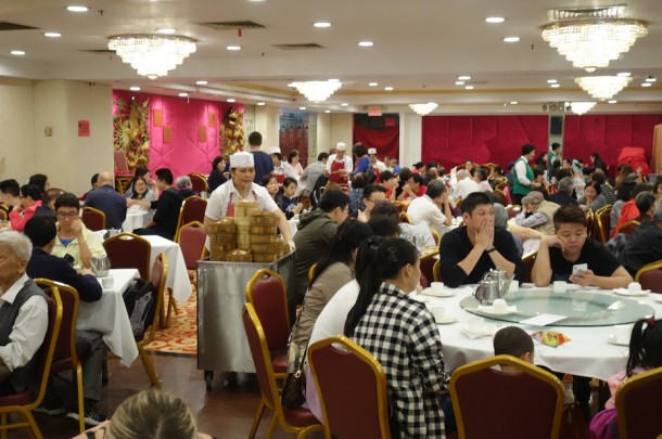 Dim Sum - New York City, USA