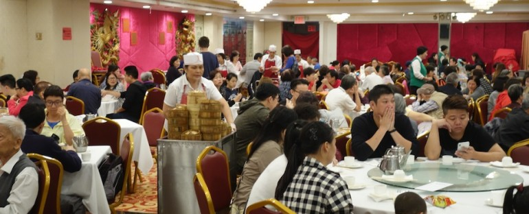 Dim Sum Restaurant – New York City, USA