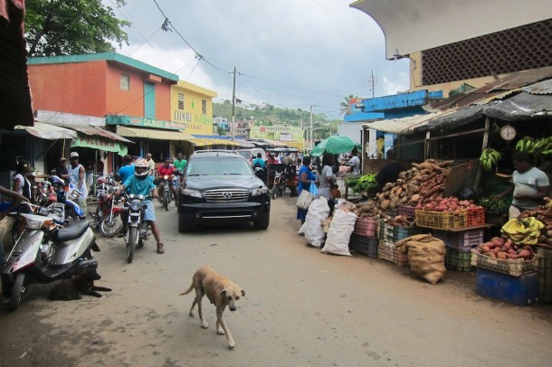 Roadside Market – Samaná, Dominican Republic3