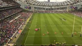 Rugby Match – Dublin, Ireland