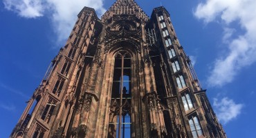 Strasbourg Cathedral Bell Tower – Strasbourg, France