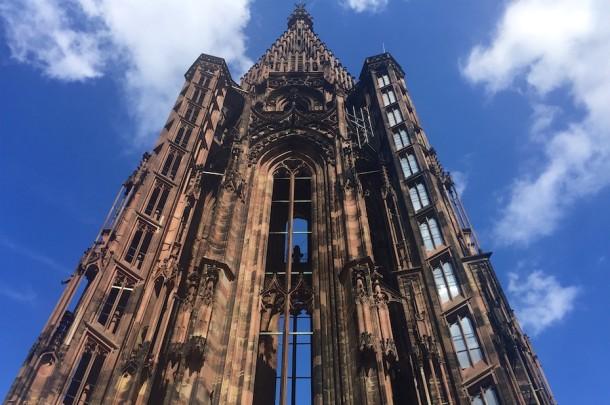 Strasbourg Cathedral Bell Tower – Strasbourg, France