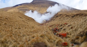 Ketehati Hot Springs – Tongariro National Park, New Zealand