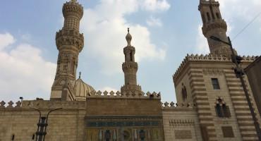 Al-Azhar Mosque – Cairo, Egypt