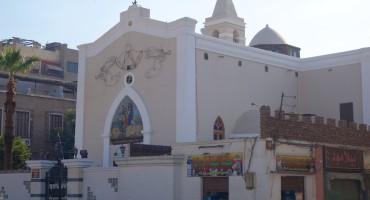 Church Music – Luxor, Egypt