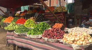Local Market – Daraw, Egypt