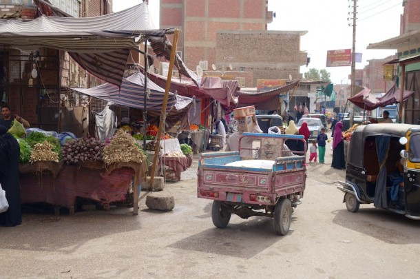Local Market – Daraw, Egypt2