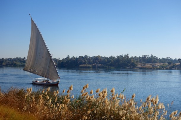 The Nile River – Egypt2