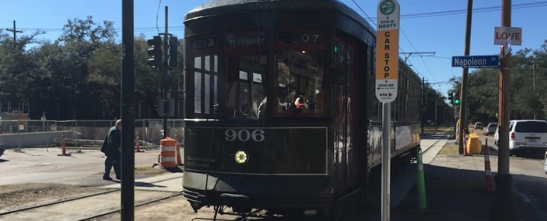 St. Charles Streetcar – New Orleans, USA