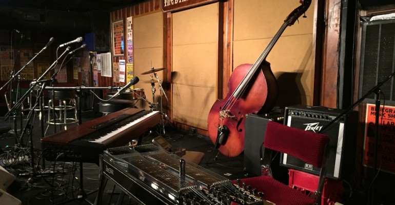 Country Music – Nashville, USA