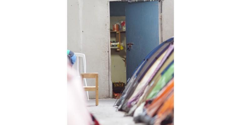Migrant Camp – Tijuana, Mexico