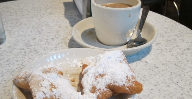 Cafe Du Monde – New Orleans, USA