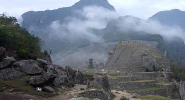 Machu Picchu Sunrise - Peru