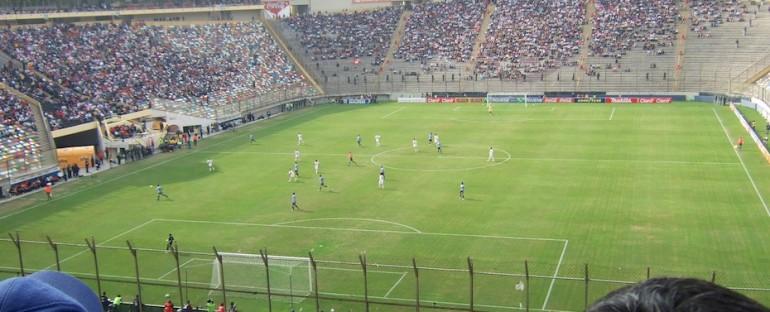 Football Match – Lima, Peru