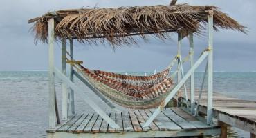 Oceanside Hammock - Caye Caulker, Belize