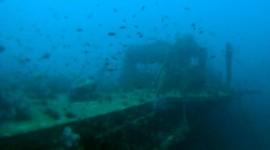 King Cruiser Wreck – Koh Phi Phi, Thailand