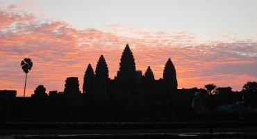 Angkor Wat Sunrise - Cambodia