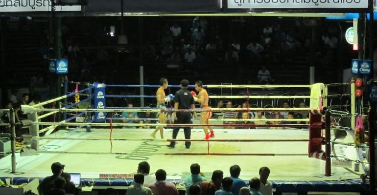 Muay Thai Boxing – Bangkok, Thailand