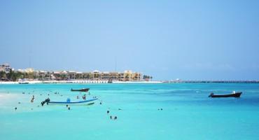 Playa del Carmen - Yucatán Peninsula, Mexico