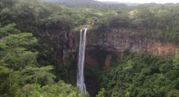 Chamarel Falls - Mauritius