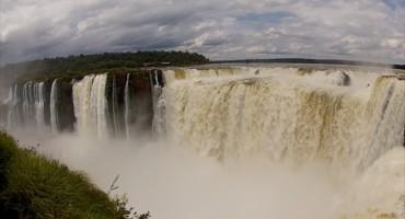 Devil's Throat - Iguazu Falls, Argentina