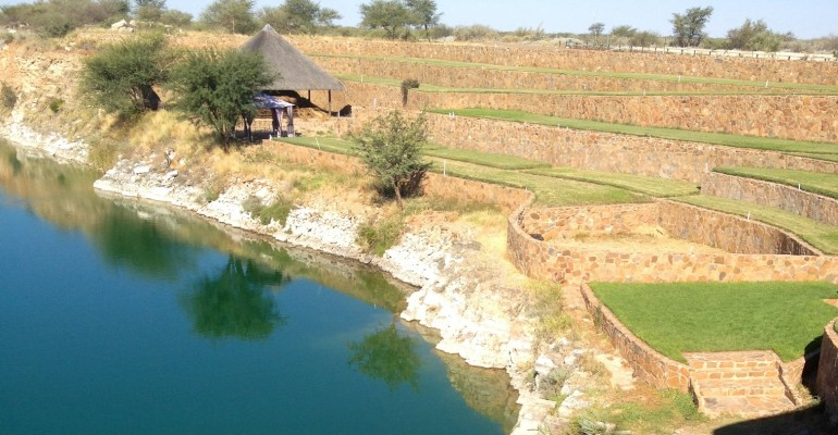 Gat Swimming Hole - Botswana