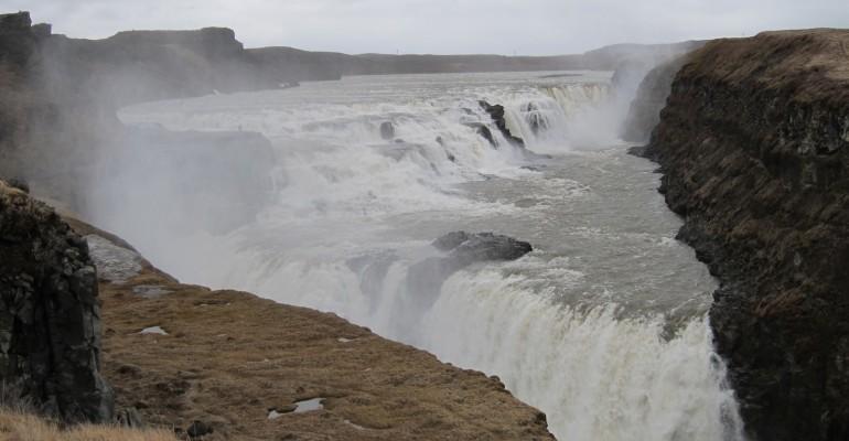 Gullfoss Waterfall – Iceland
