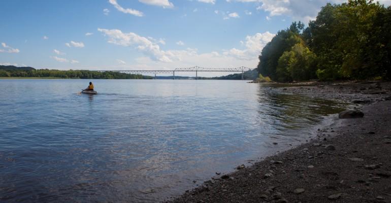 Hudson River – New York, USA